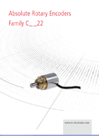 Absolute Rotary Encoders Family C__22