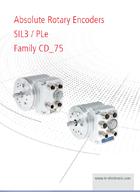 Absolute Rotary Encoders SIL3