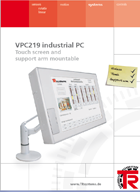VPC219 Industrial PC
