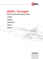 UNIDOR the progress