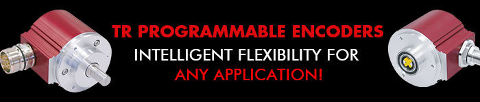 TR Programmable Encoders. Intelligent Flexibility for any Application