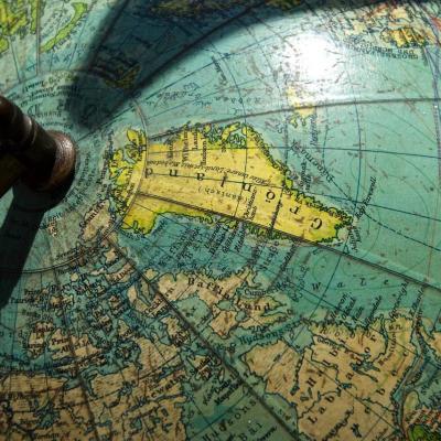 Greenland: The land of irony