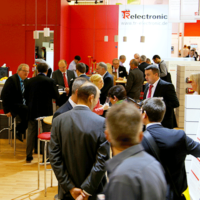 TR Germany is at SPS IPC Drives 2016