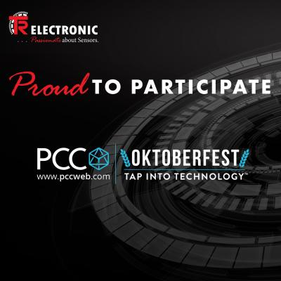 Visitors discover TR Electronic innovation and opportunity at PCC Oktoberfest